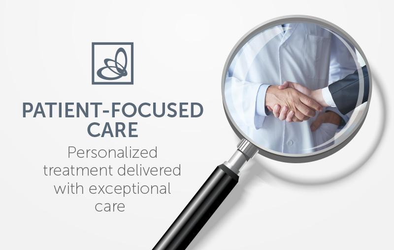 PATIENT-FOCUSED CARE