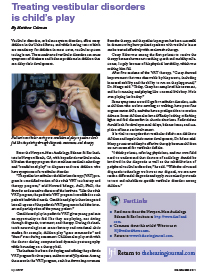 The Hearing Journal Pediatric VRT