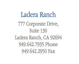 ladera-ranch-address