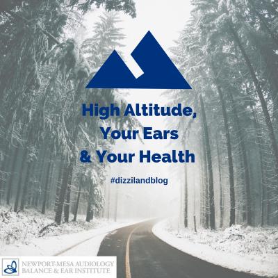 High Altitude Blog