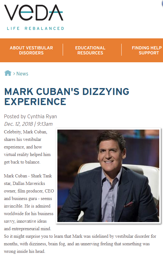 Mark Cuban Blog 2016