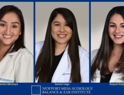 Introducing our Three New Audiology Aides