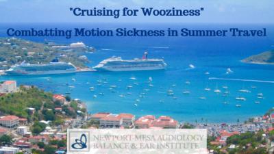 Cruising for Wooziness
