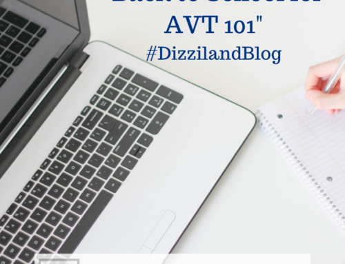 Back to School for AVT 101