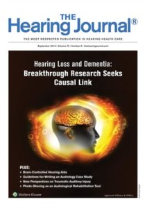 The Hearing Journal 9.2019
