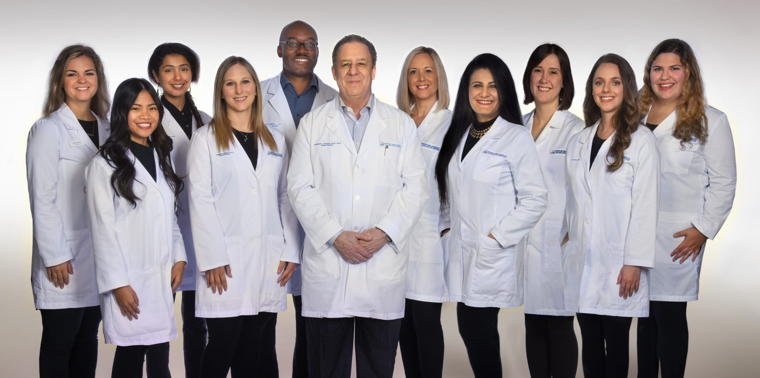 NMA Clinical Staff Photo